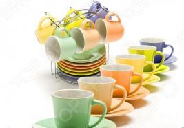 Чайный сервиз Loraine «Дольче Вита» 13 предметов