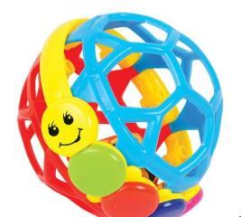 Погремушка FUN FOR KIDS Звуковой шарик