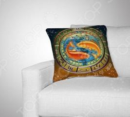 Подушка декоративная «Рыбы»