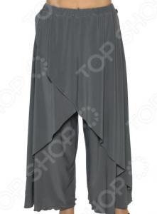 Юбка-брюки Pretty Woman «Крылья Пегаса». Цвет: серый