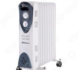 Радиатор масляный Sakura SA-0329WG