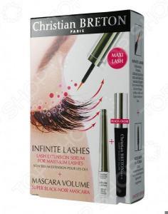 Набор для макияжа глаз Christian Breton Infinite Lashes