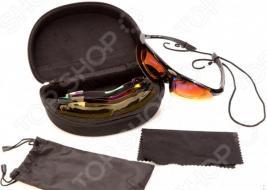 Очки солнцезащитные спортивные Bradex