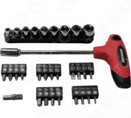 Набор торцевых головок и бит Zipower PM 5155
