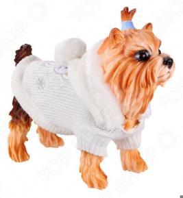Свитер-попона для собак DEZZIE «Снежинка»