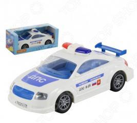 Машинка инерционная игрушечная POLESIE «ДПС. Челябинск»
