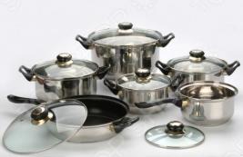 Набор посуды Mayer&Boch «Кулинарные шедевры». Количество предметов: 12