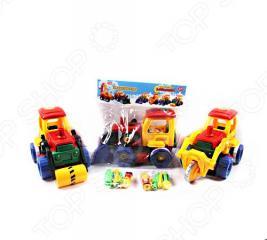 Конструктор-игрушка Joy Toy Р40803 Строительные машины