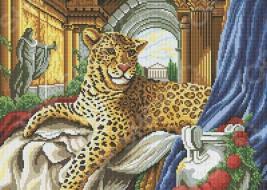 Набор для создания мозаики Белоснежка Римский леопард