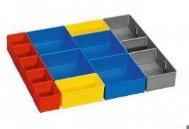 Набор вкладышей для крепежа Bosch I-boxx 53