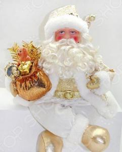 Игрушка новогодняя Новогодняя сказка «Дед Мороз» 949209