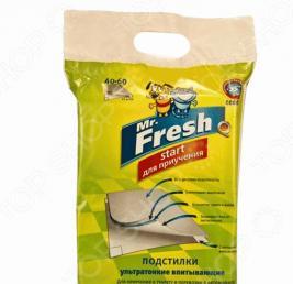 Подстилки для домашних животных Mr.Fresh Start