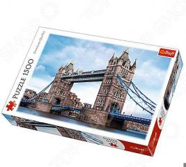 Пазл 1500 элементов Trefl «Тауэрский мост через Темзу»