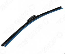 Щетка стеклоочистителя бескаркасная с универсальным адаптером Megapower Premium