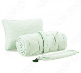 Адаптивный комплект: подушка и одеяло Dormeo «Комфорт»