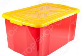 Ящик для хранения игрушек Miolla с крышкой