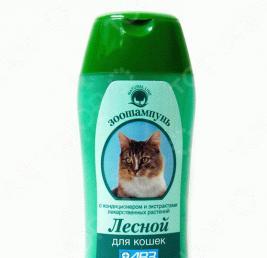 Шампунь для кошек Агроветзащита «Лесной» АВ868