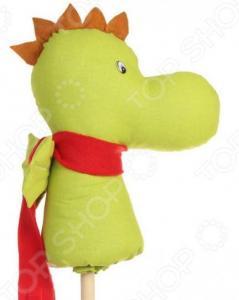 Палка-скакалка Коняша «Динозавр Дракоша»
