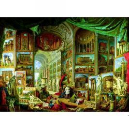 Пазл 3000 элементов Trefl «Античный»