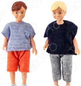 Набор кукол Lundby «Два мальчика»