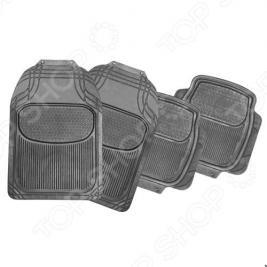 Набор ковриков Автостоп AB-1005