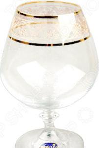 Набор бокалов для бренди Коралл 40600/Q7586/400 «Анжела»