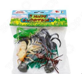 Фигурки-игрушки 1 TOY Т53857 Насекомые