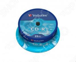 Набор CD+R дисков Verbatim 43432