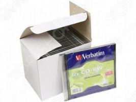 Набор дисков Verbatim 43762