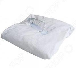 Наматрасник непромокаемый. 1,5-спальный. Размер: 90х200 см