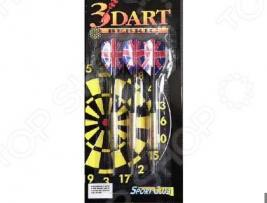 Дротики Dart HD-1023, 3 шт.