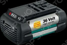 Аккумулятор для газонокосилки Bosch Rotak 34LI/37Li/43Li AKE 30 Li AHS 54 LI