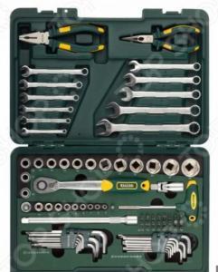 Набор слесарно-монтажного инструмента Kraftool Industry 27977-H84