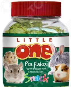 Лакомство для грызунов Little One «Горошек плющеный»