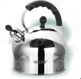 Чайник со свистком Vitesse Connie