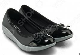 Балетки Walkmaxx Comfort. Цвет: черный