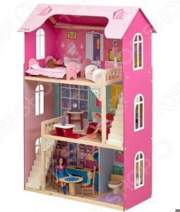 Кукольный дом с аксессуарами PAREMO «Вдохновение»
