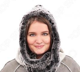 Капюшон LORICCI «Королева зимы»