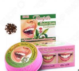 Зубная паста с растительными экстрактами Rasyan Herbal Clove