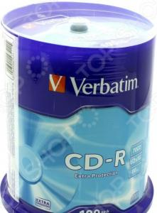Набор CD+R дисков Verbatim 43411