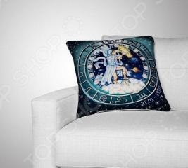Подушка декоративная «Водолей»