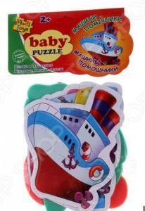Пазл мягкий Vladi Toys Baby puzzle «Транспорт»