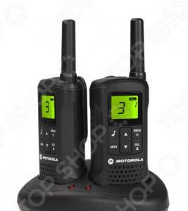 Комплект из двух раций Motorola TLKR-T61