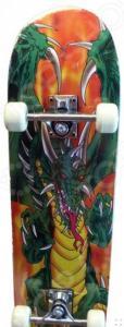 Скейтборд Action SHN-09. В ассортименте