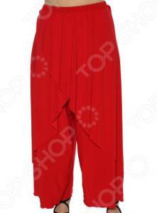 Юбка-брюки Pretty Woman «Крылья Пегаса». Цвет: красный