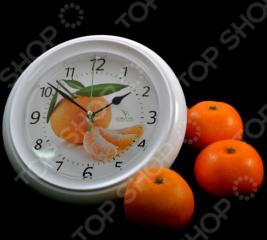 Часы Вега П 6-7-5 «Апельсин»
