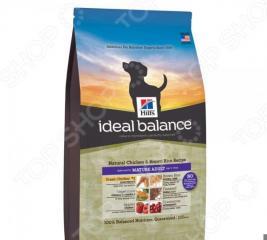 Корм сухой для собак Hill's Ideal Balance со свежей курицей и коричневым рисом