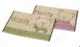 Набор полотенец детских Dream Time Rooly & Wooly