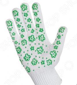 Перчатки садовые Хозяюшка «Мила» 17032