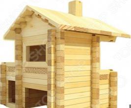 Конструктор деревянный Лесовичок «Разборный домик №3»